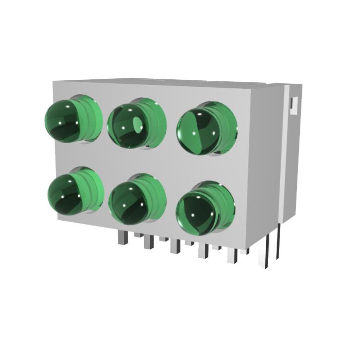 Doppel LED-Baustein