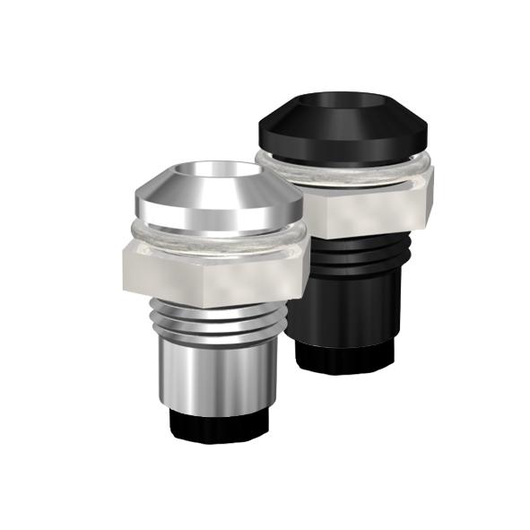LED-Fassung für Ø5mm LEDs Außenreflektor