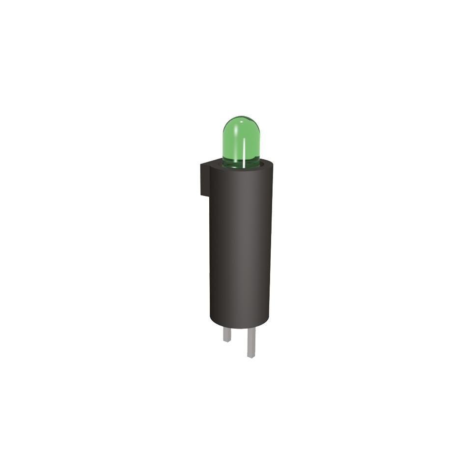 3mm LED mit Distanzhalter
