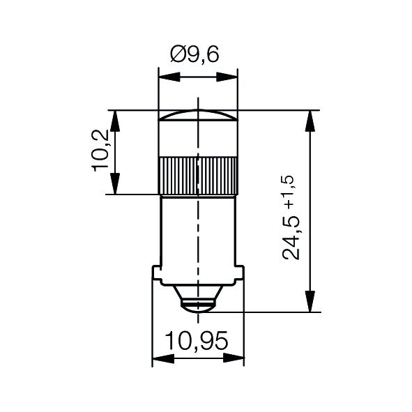 Multi-Look® LED Lampe - plan
