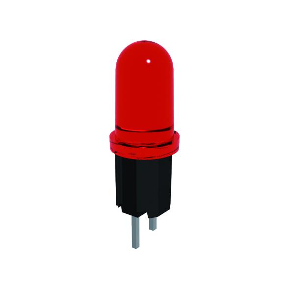 LED Halter mit 5 mm LED
