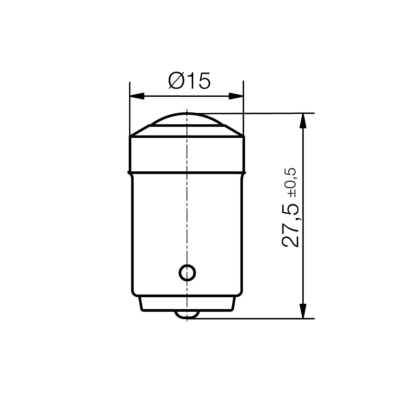 Multi-Look® LED Lampe PLUS Sockel BA15s - plan