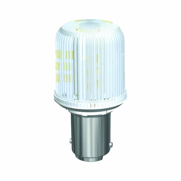 Notlicht LED-Lampe Sistar® 3L Sockel BA15s