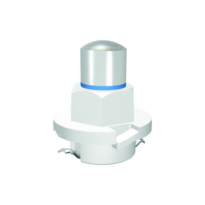 Multi-Look® LED Lampe AC/DC Sockel ähnlich B8.0-12 (EBSR/BAX)