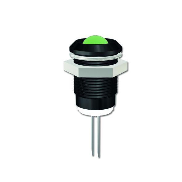 LED-Signalleuchte Ø12mm Innenreflektor