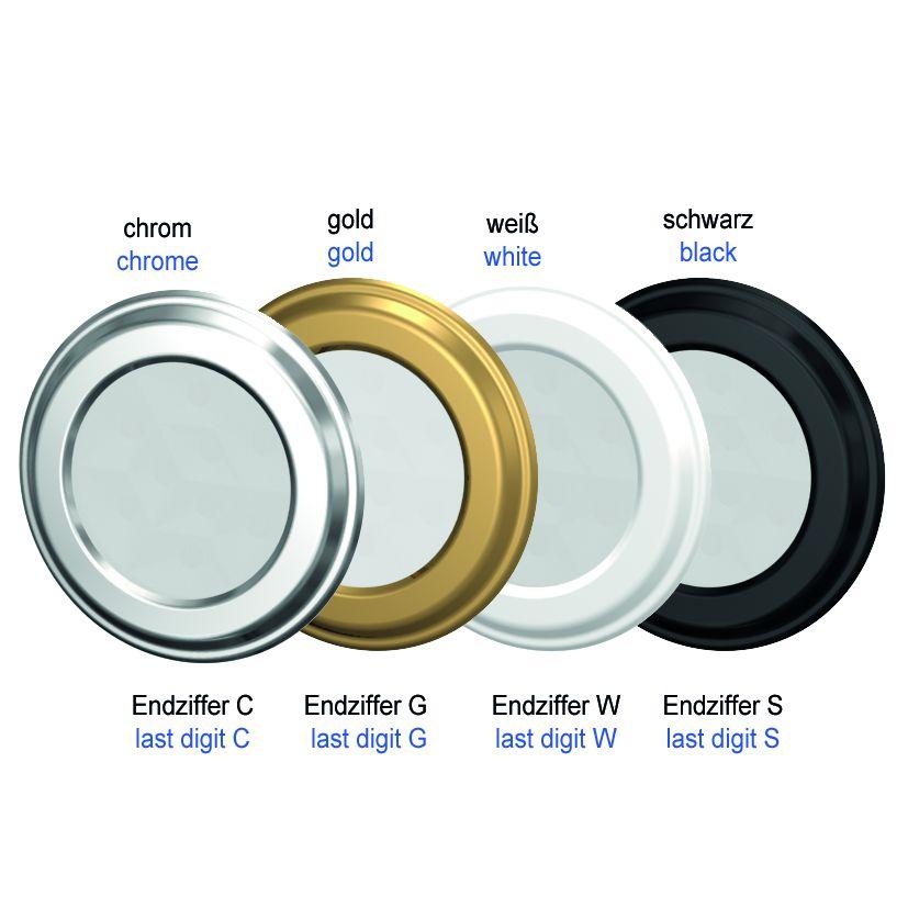 LED-Spot SiLuX Plus Diffuse Blende Einbau-Ø 52 - 58 mm