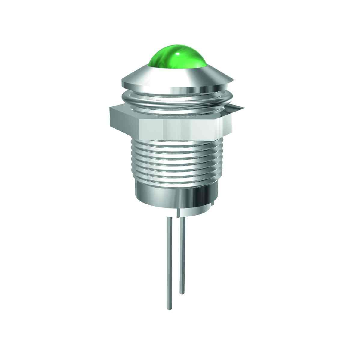 LED-Signalleuchte Ø12mm Außenreflektor