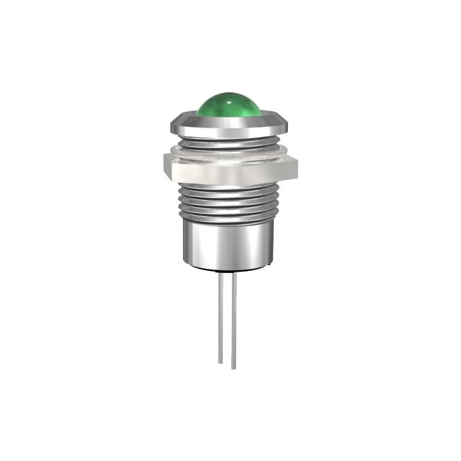 LED-Signalleuchte Ø14mm Innenreflektor