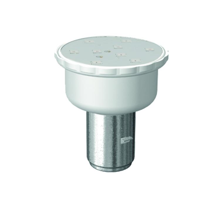 LED-Signallampe Sockel BA20d