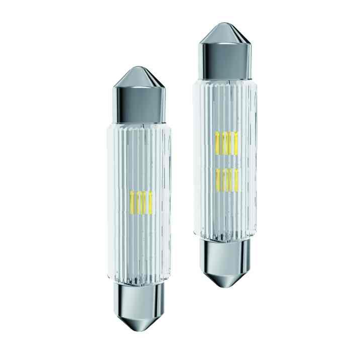 LED Soffitten-Lampe Ø11x39mm