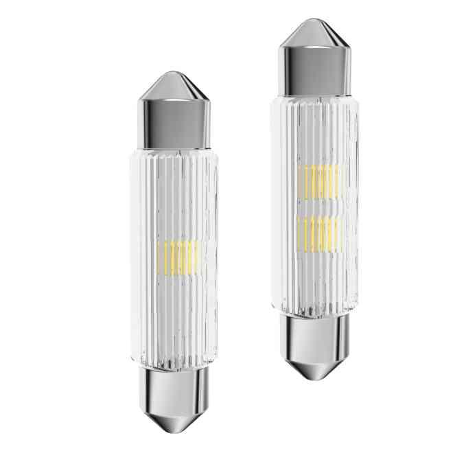 LED Soffitten-Lampe Ø11x43mm