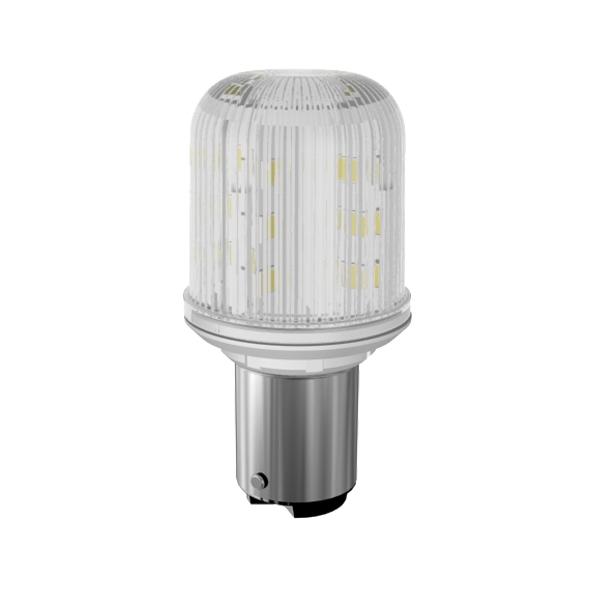 Notlicht LED-Lampe Sistar® 3L Sockel BA15d 31 Chip