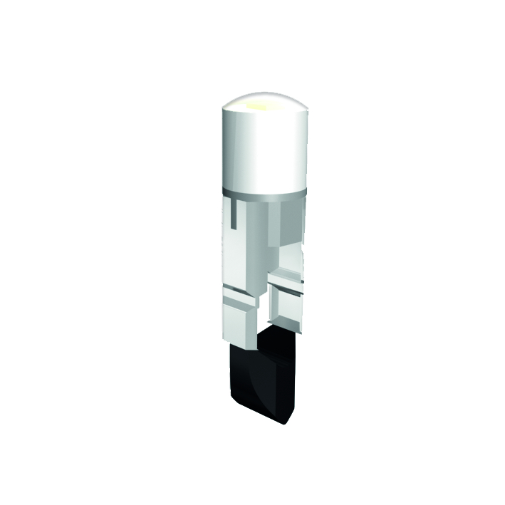 Multi-Look® LED Lampe Sockel T5,5k   zweifarbig  bipolar