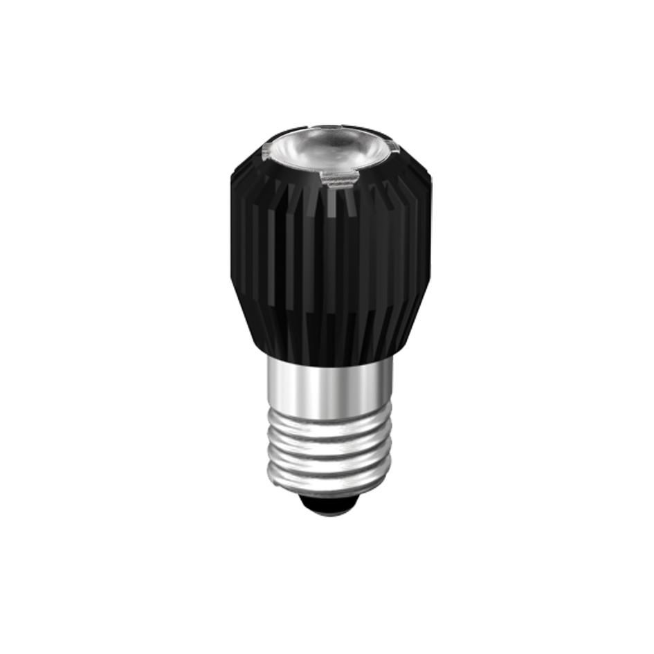 PicoStar® Mini-LED-Spot mit Optik, Sockel E10