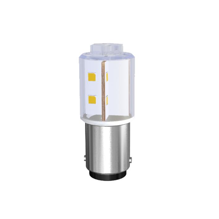 LED-Lampe Sistar® II Sockel BA15s 12V, 24V AC/DC