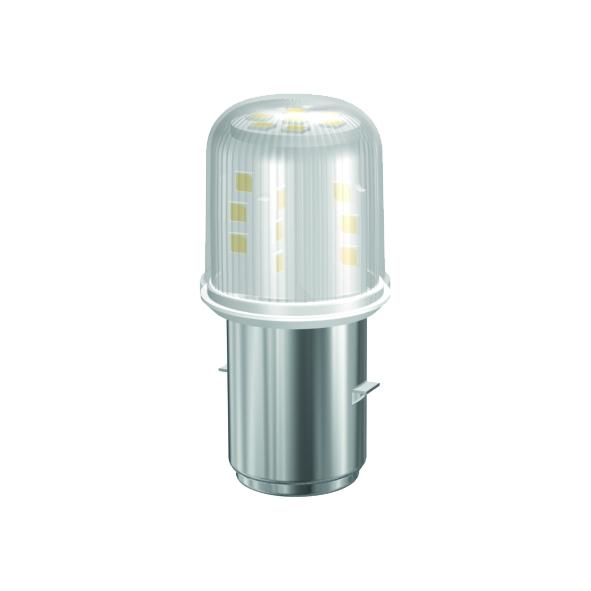 Notlicht LED-Lampe Sistar® 3L Sockel BA20d 31 Chip